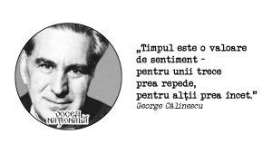 citat de George Călinescu