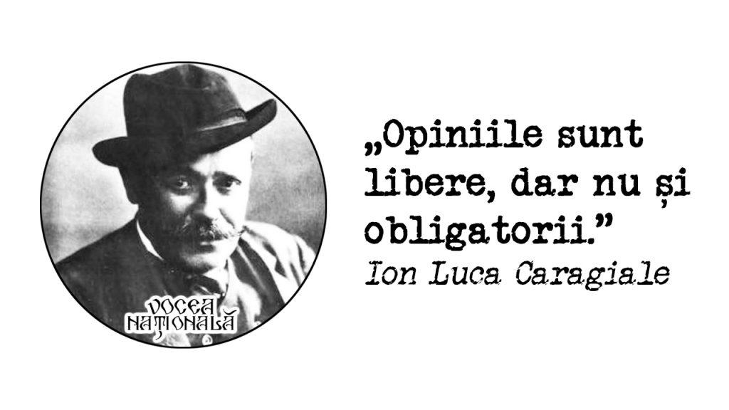 citat de Ion Luca Caragiale