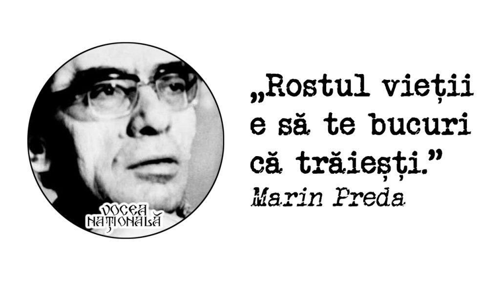 citat de Marin Preda