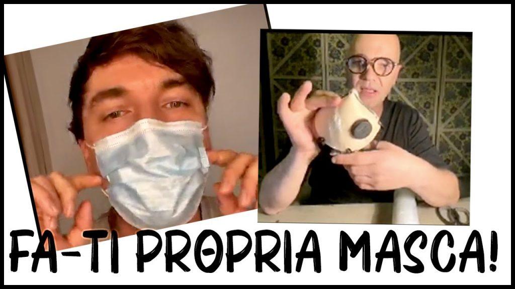 mască de protecție coronavirus