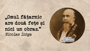 Despre fățărnicie, citat de Nicolae Ioarga
