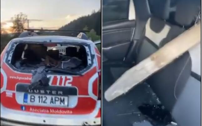 Activist de mediu din Suceava este atacat de hoții de lemne