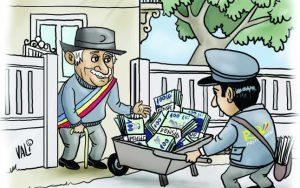 Pensii speciale