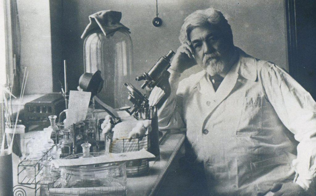 Ion Cantacuzino, întemeietorului Institutului de Seruri şi Vaccinuri