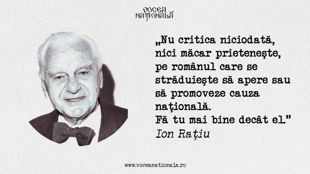 citat de Ion Raţiu
