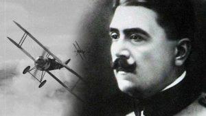 A rămas în istorie cu celebrul zbor cu planorul din 1908, la Craiova, aparat construit sub spravegherea profesorului de mecanică