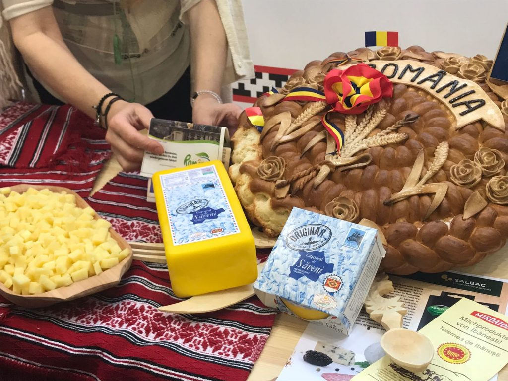 Cașcavalul de Săveni, marcă protejată la nivel european