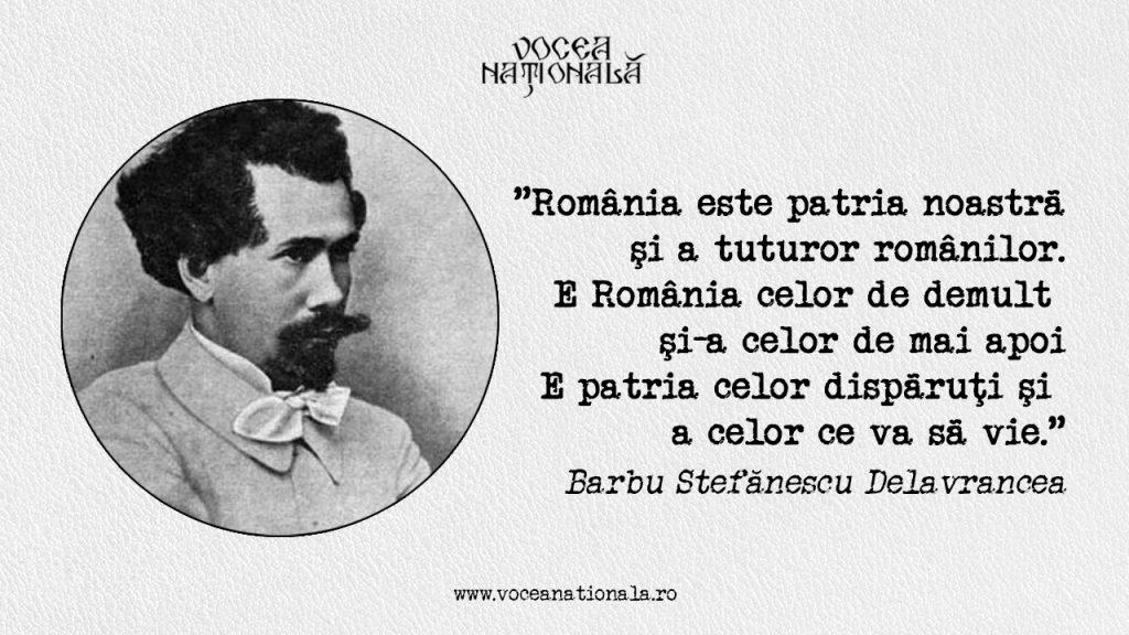 11 aprilie 1858: S-a născutBarbu Ștefănescu Delavrancea, scriitor şi mare luptător pentru unitatea neamului românesc