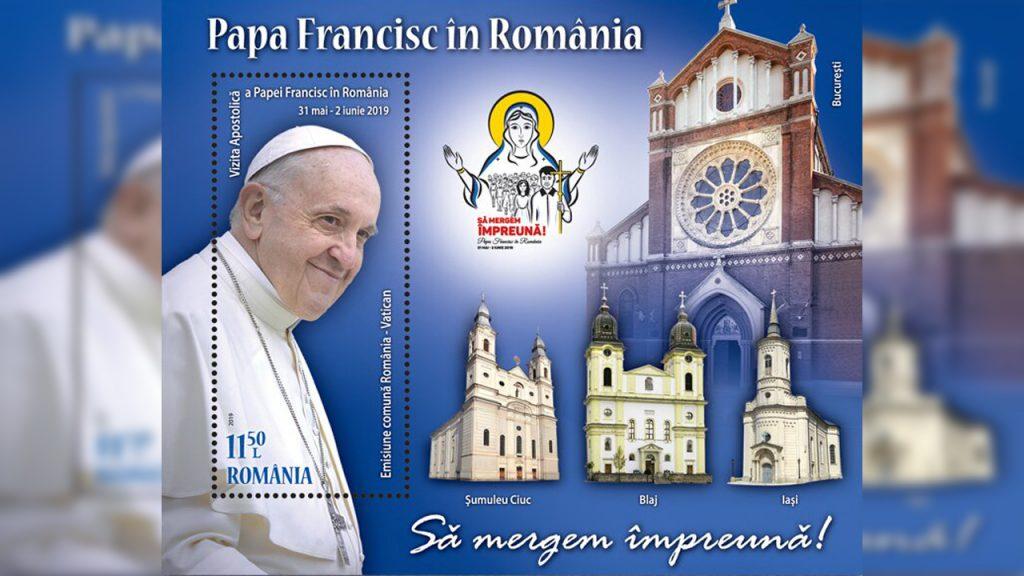 31 mai 2019 Vizită apostolică a Papei Francisc în România timp de trei zile