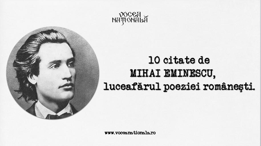 luceafărul poeziei româneşti