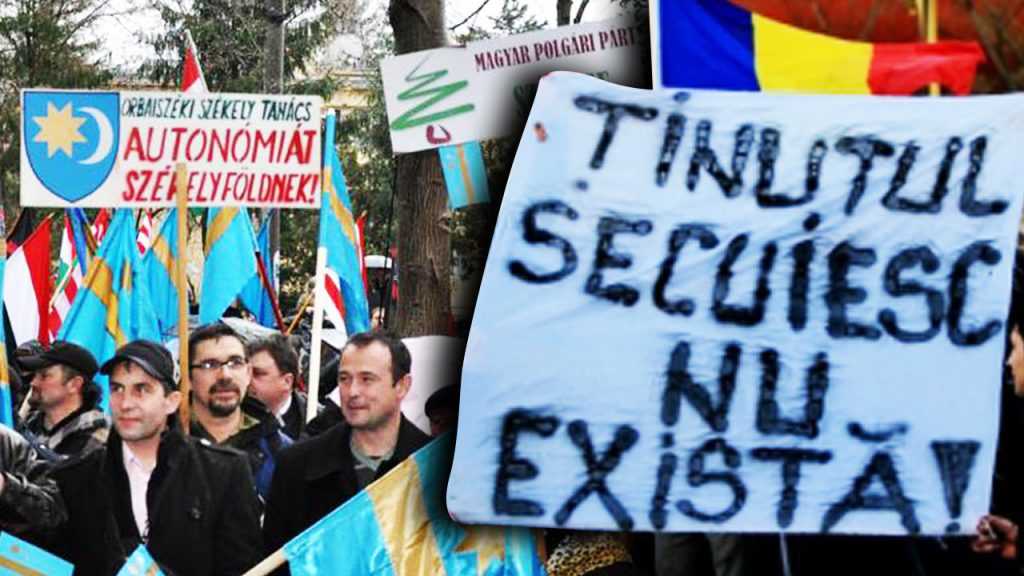 Autonomia Ţinutului Secuiesc