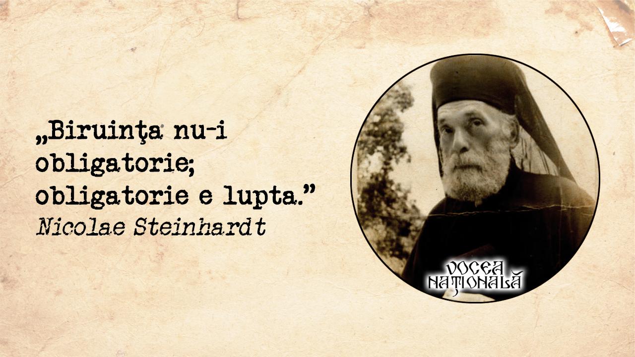 Citate de Nicolae Steinhardt, un reper al culturii şi spiritualităţii româneşti.